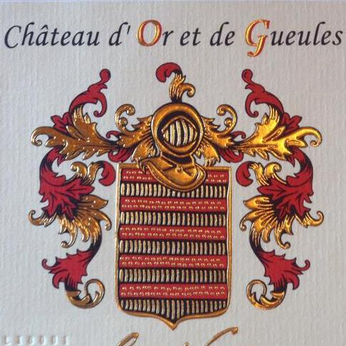 Château d'Or et de Gueules