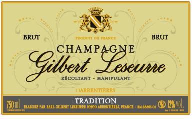 Champagne Gilbert Leseurre
