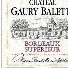 Chateau Gaury Balette