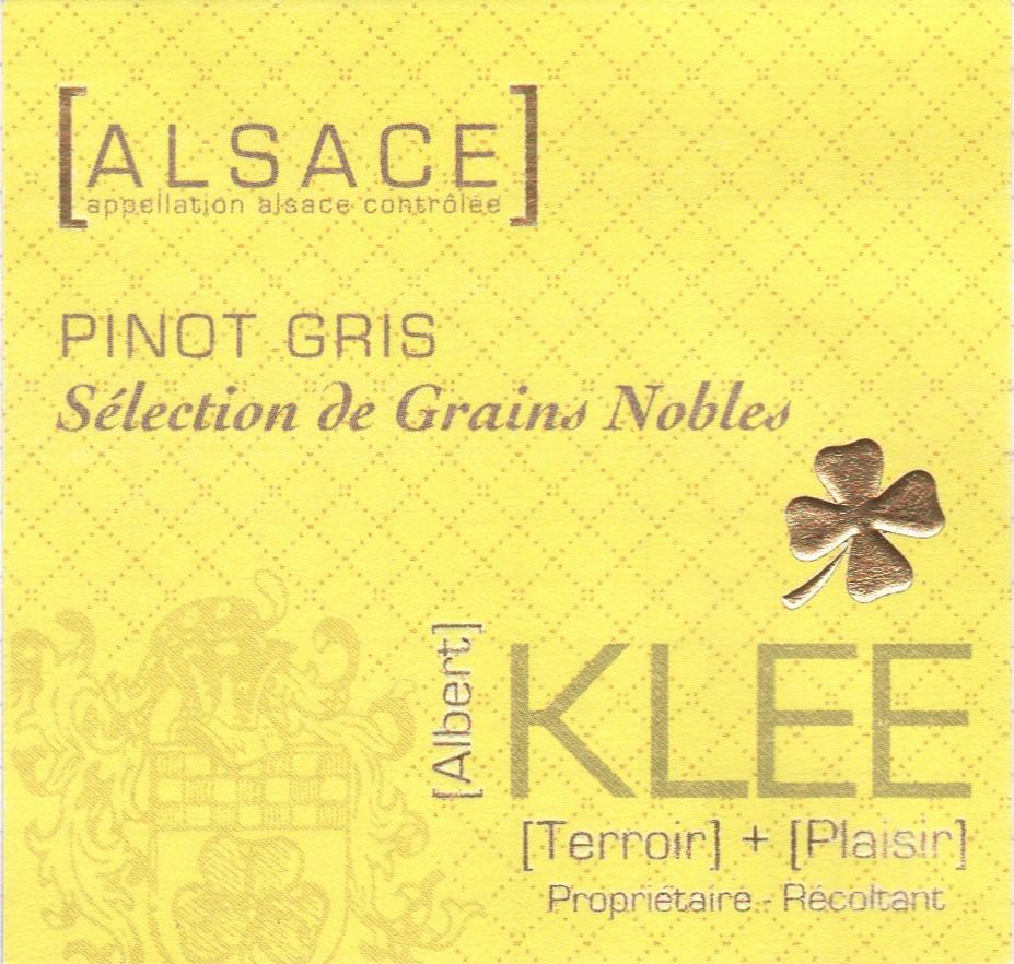 Vignoble Albert Klee