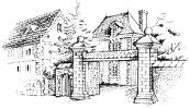 La Roche Moreau Saint Aubin de Luigné
