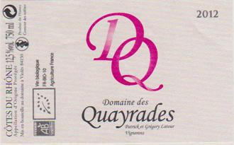 Domaine Des Quayrades
