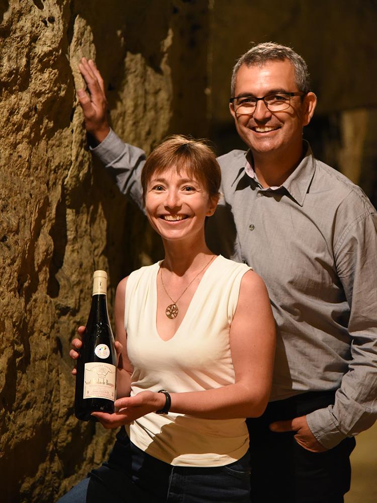Cave Nathalie et David Drussé