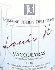 Domaine Julien Delhomme