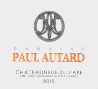 Domaine Paul Autard