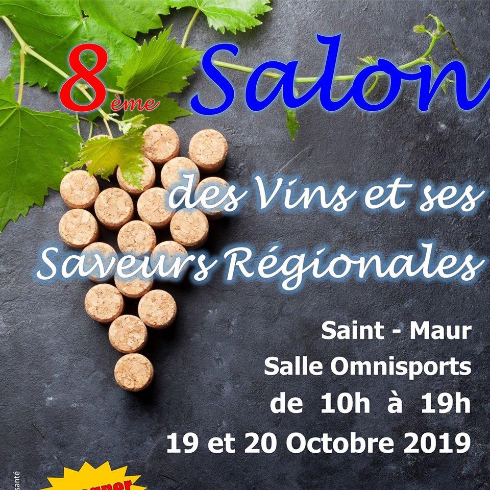 Salon des Vins et ses Saveurs Régionales