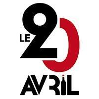 Le 20 Avril