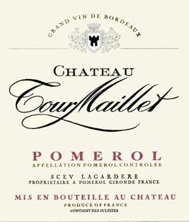 Château Tour Maillet