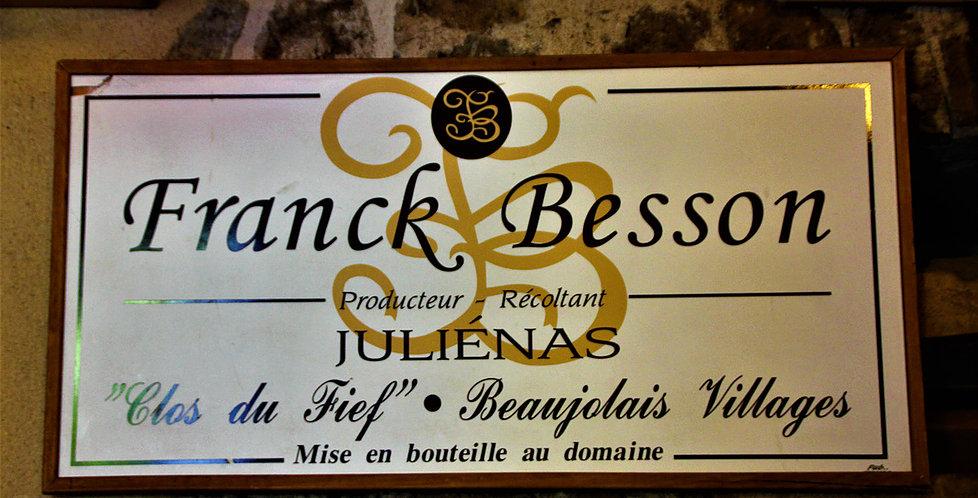 Domaine Franck Besson