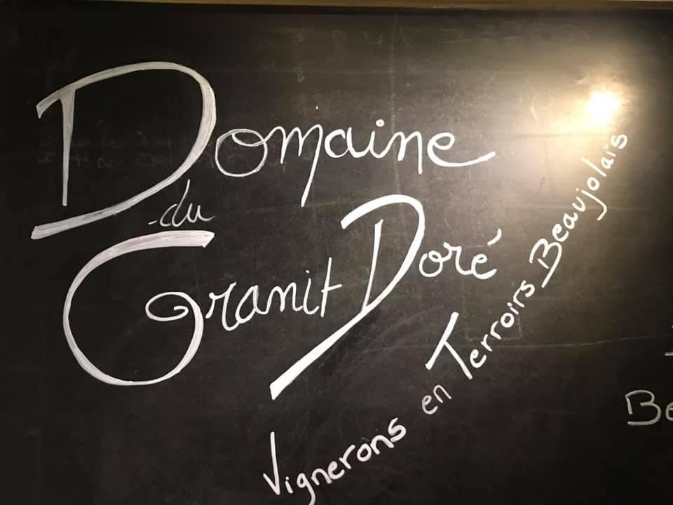 Domaine du Granit Doré