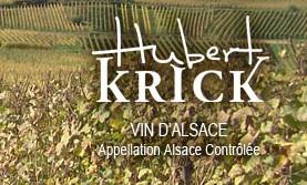 Vins d'Alsace Hubert Krick